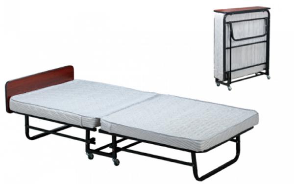 Extra bed có kích thước nhỏ gọn và dễ dàng gấp gọn