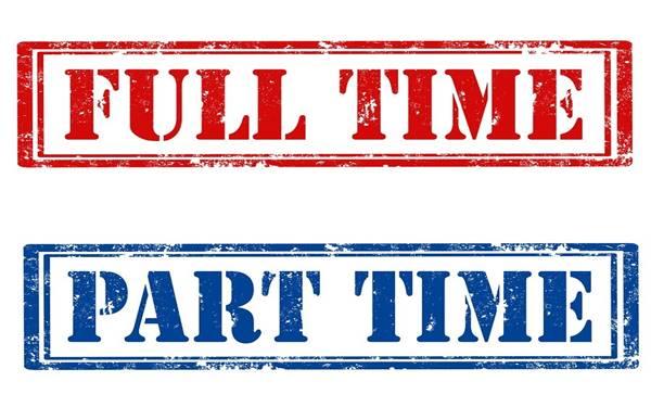Full time là gì? Part time là gì? Tìm hiểu sự khác nhau cơ bản