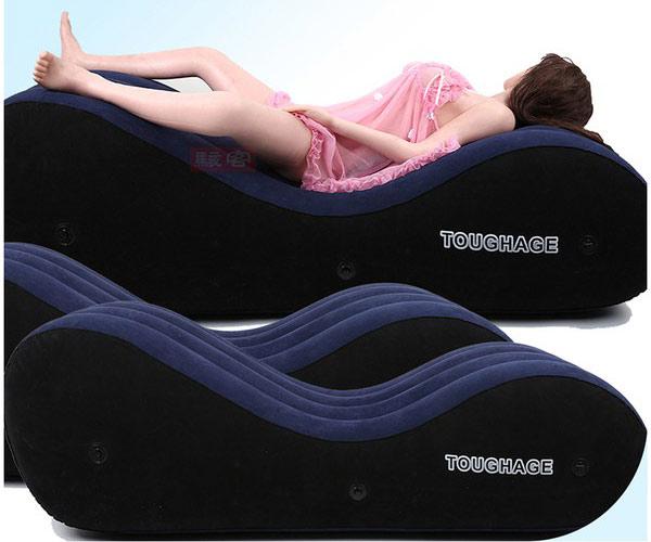 Chiếc ghế giúp đời sống tình dục thăng hoa hơn