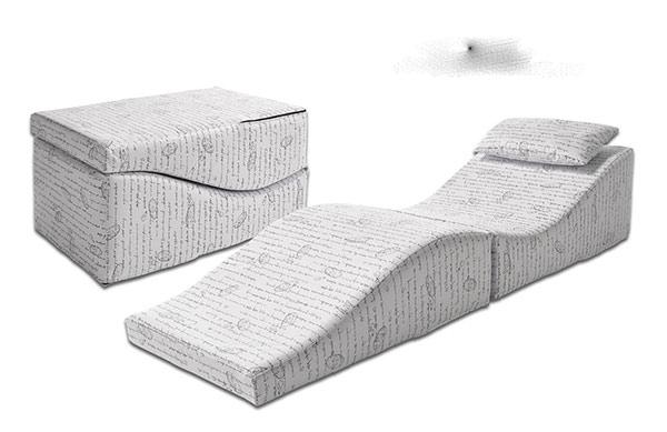 Kết cấu 1 chiếc ghế tình nhân ngụy trang
