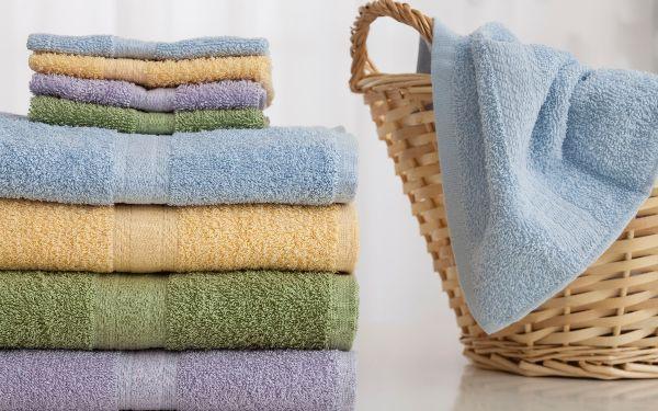 Vì sao phải giặt khăn bông luôn và ngay sau khi mua về?