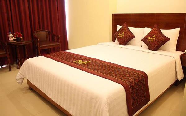 Gối nhỏ trong khách sạn có nhiều công dụng khác cho khách lưu trú