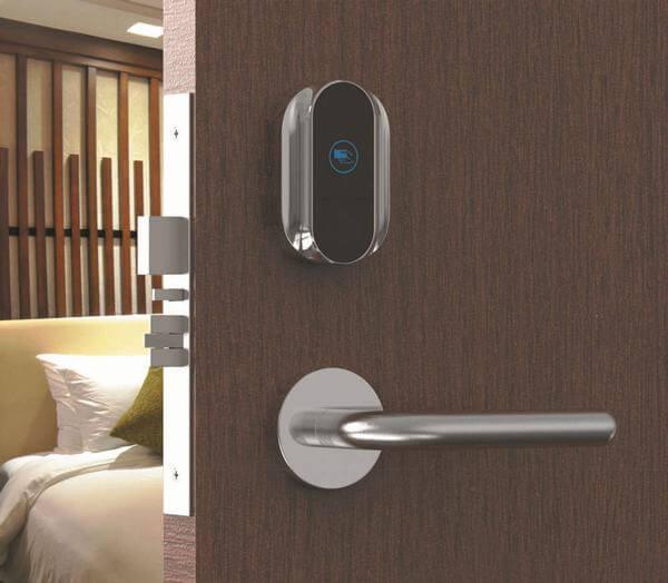Chìa khóa trong khách sạn hiện nay có rất nhiều loại