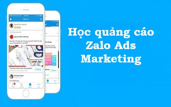 Học quảng cáo Zalo cho người mới bắt đầu kinh doanh Zalo shop