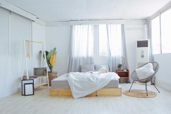 Phòng ngủ của La Casa homestay