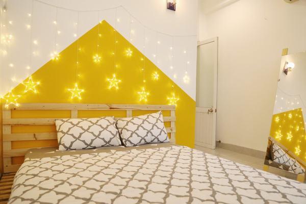 Phòng ngủ của Nha Trang Homestay Vy House
