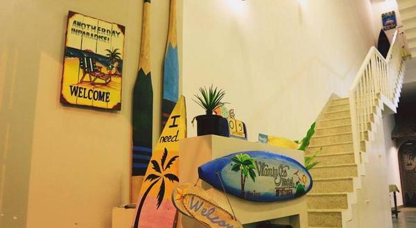 Vitamin Sea homestay - không khí biển khơi bao trùm căn nhà nhỏ