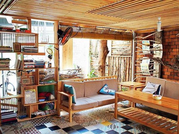 Phòng ngủ của Peace House