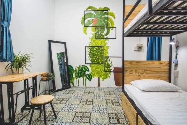 Phòng ngủ cực xinh của The Local House