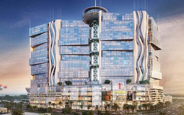 Khách sạn i Square Hotel &Mall