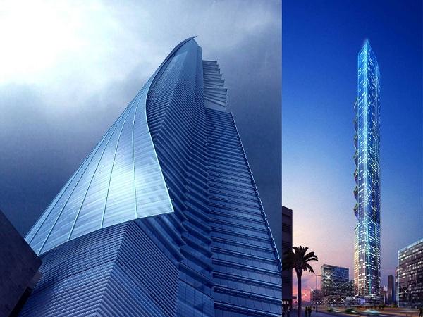 Khách sạn Pentominium, Dubai