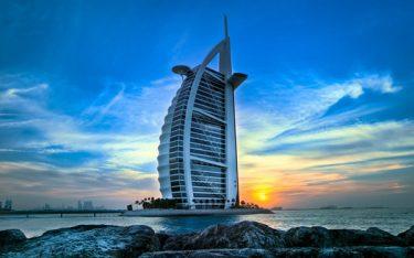 Tất tần tật về khách sạn 7 sao Dubai sang chảnh Buji Al Arab