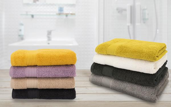 Giật mình những hiểm họa khôn lường từ khăn bông kém chất lượng