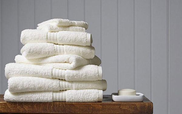 Tăng tuổi thọ cho khăn sẽ giúp giảm chi phí tiêu hao khách sạn
