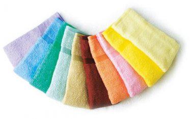 """Phân biệt khăn mặt chất lượng tốt với hàng """"rởm"""" có khó không?"""
