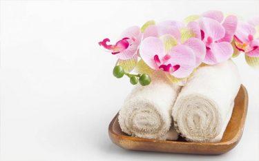 4 bí quyết sử dụng giúp khăn spa đẹp và trắng tinh như mới