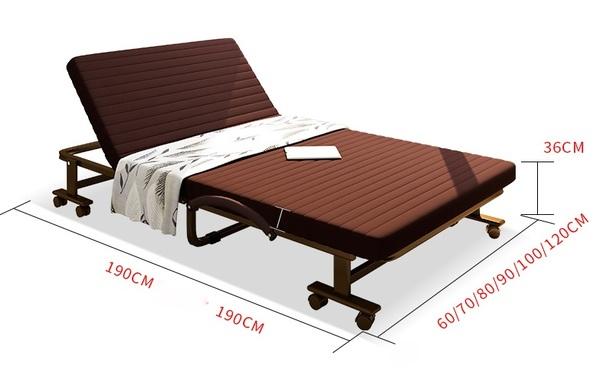 Kích thước giường phụ khách sạn (Extra bed) loại chuẩn hiện nay