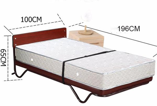Kích thước giường đứng khách sạn
