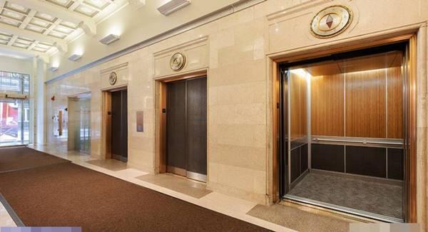 tiêu chuẩn về kích thước thang máy khách sạn