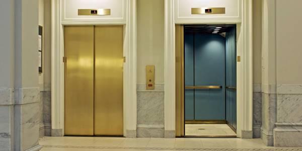 tiêu chuẩn về kích thước thang máy khách sạn các loại