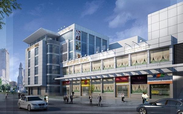 Kiến trúc khách sạn 3 sao hiện đại: Sang chảnh bất ngờ