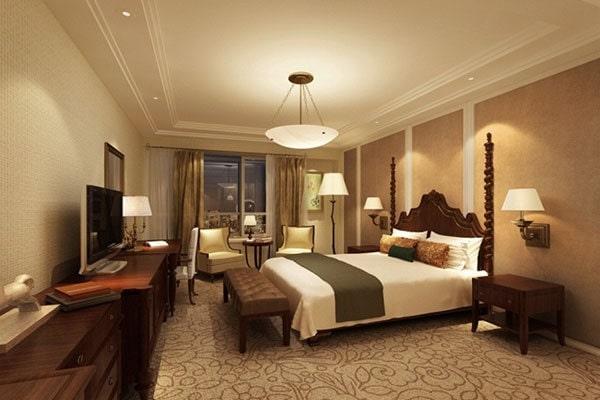 Dẫn lối kiến trúc khách sạn 3 tầng đẹp hút hồn khách du lịch