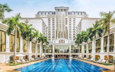 Khám phá kiến trúc khách sạn 5 sao: Tột đỉnh của sự xa hoa