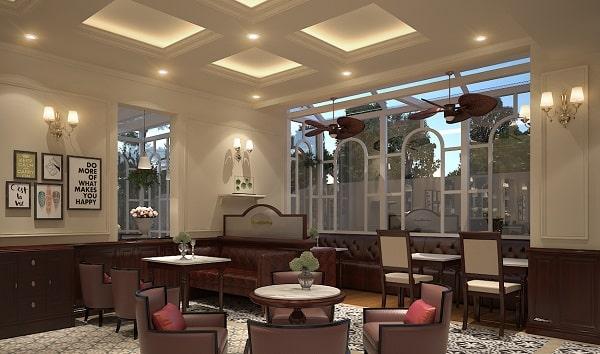 Khám phá kiến trúc khách sạn tân cổ điển - những điều bạn chưa biết