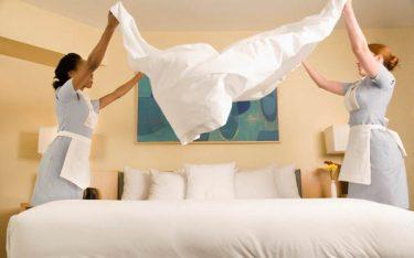 Kinh nghiệm dọn phòng khách sạn chuẩn 5 sao không thể bỏ lỡ