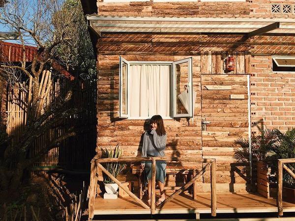 Lựa chọn vật liệu gỗ để xây dựng homestay