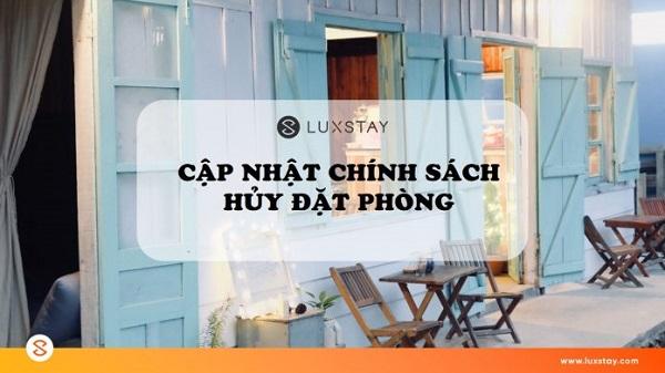 Cách đặt phòng trên Luxstay là gì bạn đã biết chưa?