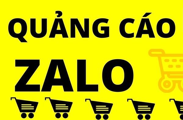 Quảng cáo Zalo cần có những hình ảnh độc đáo, bắt mắt