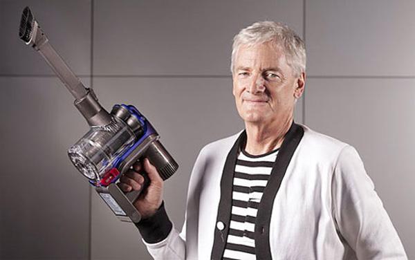 Loại máy sấy tóc đặc biệt này là phát minh của nhà khoa học James Dyson