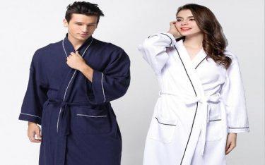 Share kinh nghiệm mua áo choàng tắm cho khách sạn cao cấp