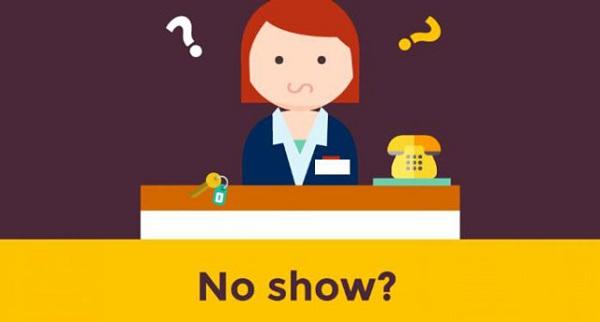 Làm gì để giảm no-show trong kinh doanh khách sạn?