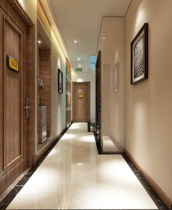 đồ nội thất hành lang khách sạn cần có