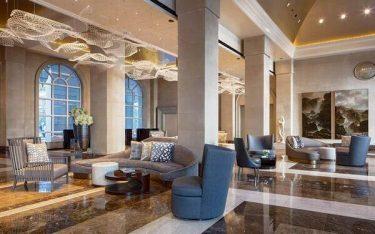 Tổng hợp các mẫu nội thất khách sạn hiện đại và sang trọng