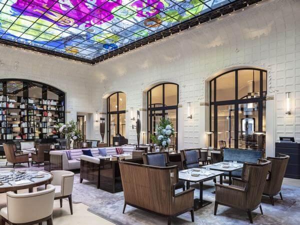 Sự hiện đại, đẳng cấp của phòng ăn theo phong cách Pháp