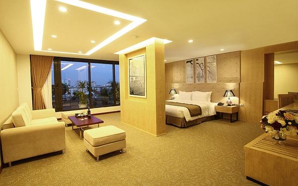 Phòng Junior Suite là gì? Đặc điểm của Phòng Junior Suite