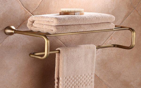 Giá treo khăn tắm được làm từ chất liệu bền,, tiện dụng