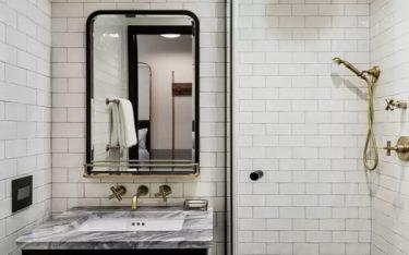 Top các mẫu thiết kế phòng tắm nhà nghỉ sạch đẹp, tiện nghi, chi phí thấp