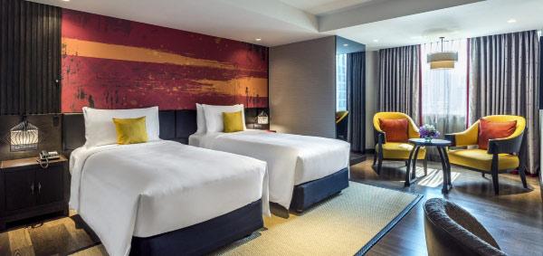 Twin Room với 2 giường đơn