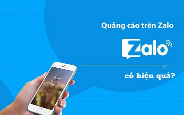 Quảng cáo Zalo là gì? Hướng dẫn quảng cáo Zalo có hiệu quả
