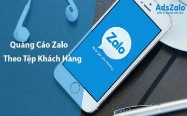 Tạo quảng cáo Zalo theo số điện thoại đơn nhanh chóng, đơn giản