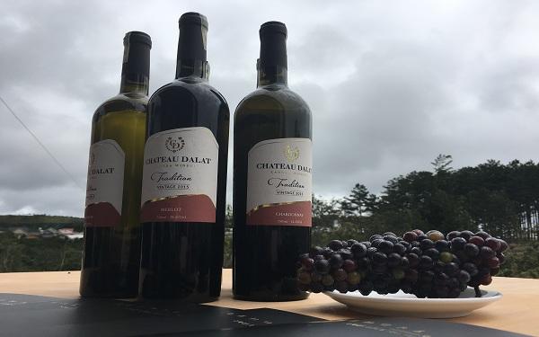 Rượu vang Đà Lạt - Thứ rượu đặc sản vươn tầm quốc tế