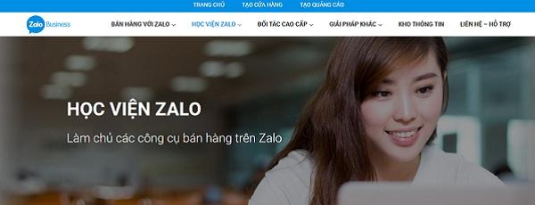 Học viện Zalo cung cấp cho bạn rất nhiều tài liệu bổ ích liên quan đến quảng cáo Zalo