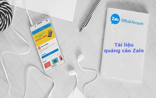 Tài liệu quảng cáo Zalo hiệu quả mà bạn nên tham khảo