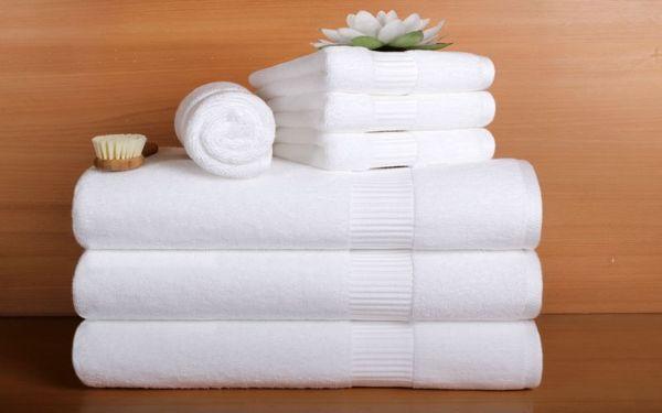Mẹo tẩy vết bẩn trên khăn spa đảm bảo trắng tinh như mới
