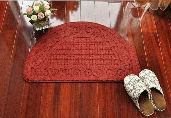 Những mẫu thảm chùi chân đẹp làm rạng rỡ không gian phòng khách sạn