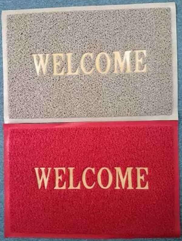 Vì sao khách sạn hay đặt thảm chùi chân welcome ở cửa phòng?